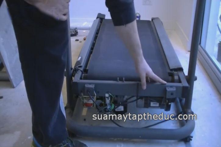 sửa máy chạy bộ điện Health Stream
