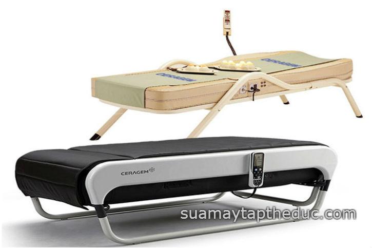 Sửa chữa giường massage tại nhà